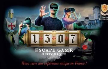 1.3.0.7 Escape game historique en réalité virtuelle